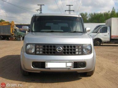 Nissan Cube 2002 отзыв автора | Дата публикации 13.07.2009.
