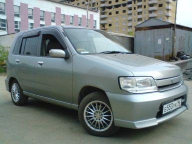 Nissan Cube, 2002