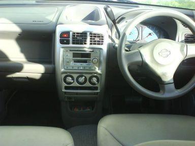 Nissan Cube 2001 отзыв автора | Дата публикации 10.08.2009.