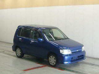 Nissan Cube 2001 отзыв автора | Дата публикации 04.10.2009.