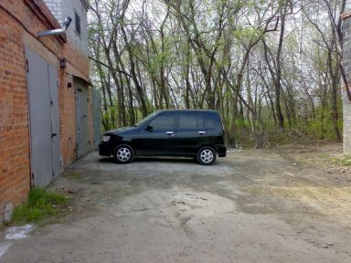 Nissan Cube 1999 отзыв автора | Дата публикации 28.10.2009.