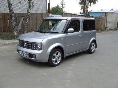 Nissan Cube 2003 отзыв автора | Дата публикации 07.01.2010.