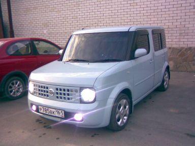 Nissan Cube 2003 отзыв автора | Дата публикации 12.01.2010.
