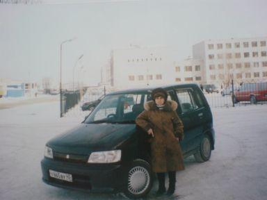 Nissan Cube 1998 отзыв автора | Дата публикации 16.02.2010.