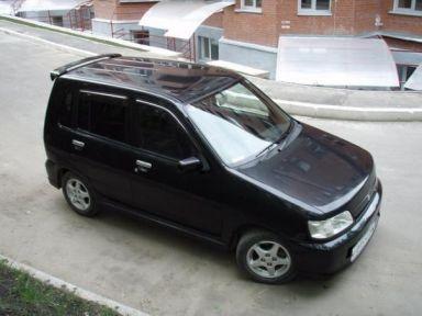 Nissan Cube 2002 отзыв автора | Дата публикации 22.02.2010.