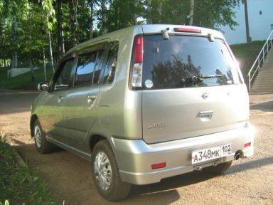Nissan Cube, 1998