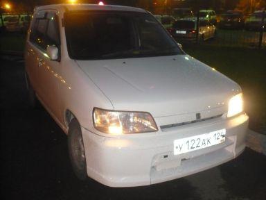 Nissan Cube 1999 отзыв автора | Дата публикации 03.08.2010.