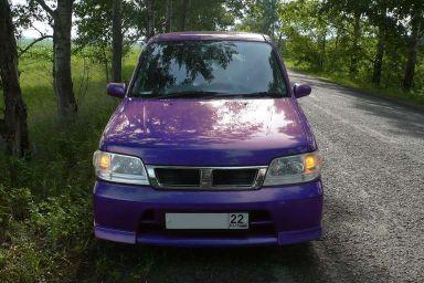 Nissan Cube 2002 отзыв автора | Дата публикации 05.08.2010.