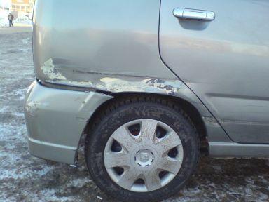 Nissan Cube 1998 отзыв автора | Дата публикации 18.01.2011.