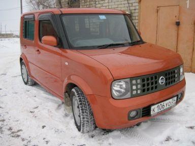 Nissan Cube 2003 отзыв автора | Дата публикации 09.03.2011.