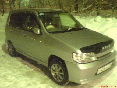 Nissan Cube 2001 отзыв автора | Дата публикации 09.03.2011.