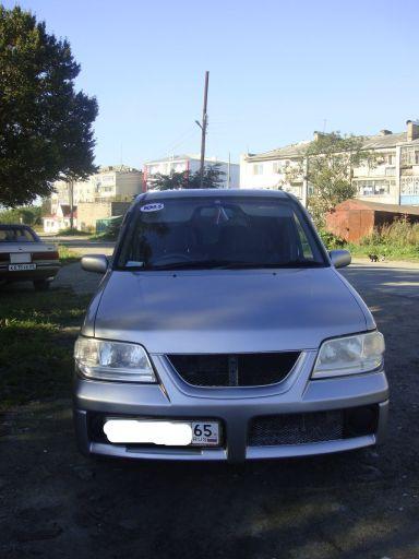 Nissan Cube 2001 отзыв автора | Дата публикации 26.04.2011.