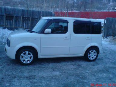 Nissan Cube 2003 отзыв автора | Дата публикации 06.06.2011.