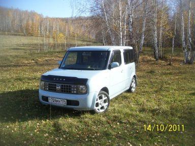 Nissan Cube 2003 отзыв автора | Дата публикации 02.11.2011.