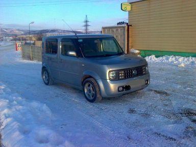 Nissan Cube 2003 отзыв автора | Дата публикации 13.03.2012.