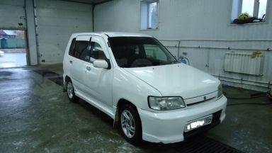 Nissan Cube 1998 отзыв автора | Дата публикации 03.02.2013.