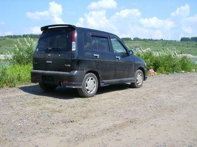 Nissan Cube 1999 отзыв автора | Дата публикации 11.09.2005.