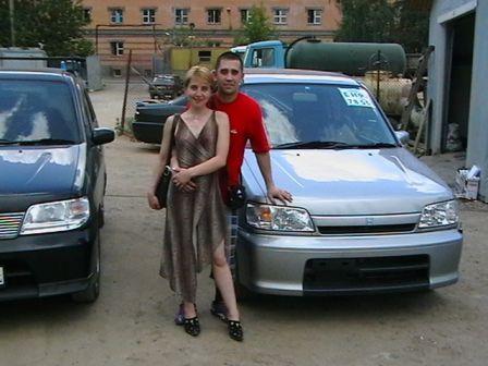 Nissan Cube 2000 - отзыв владельца