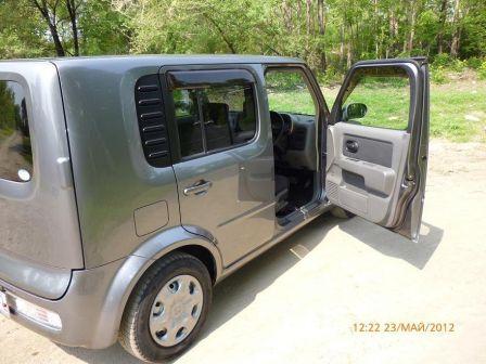 Nissan Cube 2007 - отзыв владельца