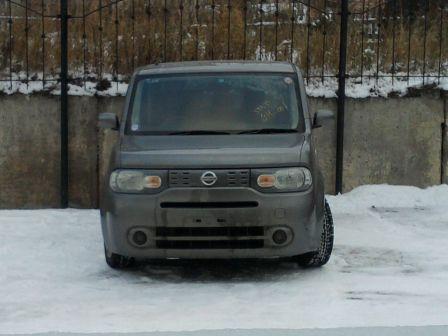 Nissan Cube 2008 - отзыв владельца