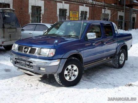 Nissan Datsun 1998 - отзыв владельца