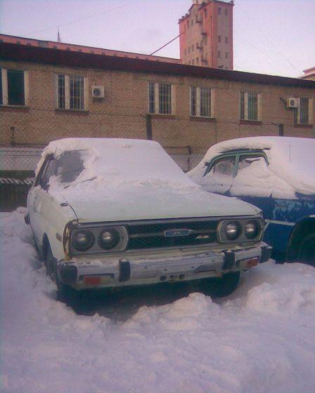 Nissan Datsun 1978 - отзыв владельца