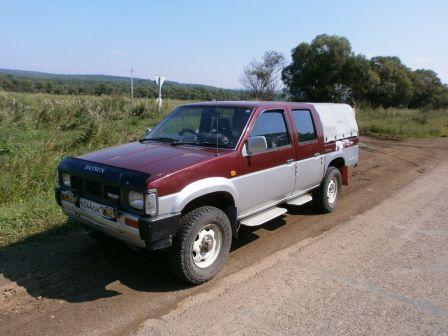 Nissan Datsun 1989 - отзыв владельца