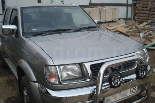 Nissan Datsun 2001 - отзыв владельца
