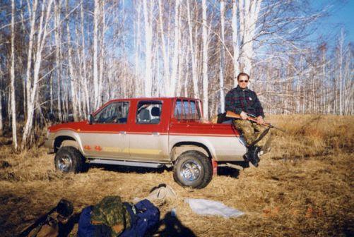 Nissan Datsun 1996 - отзыв владельца