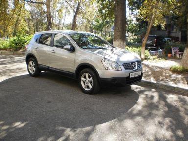 Nissan Dualis 2008 отзыв автора | Дата публикации 08.08.2011.