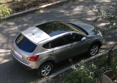 Nissan Dualis 2007 - отзыв владельца