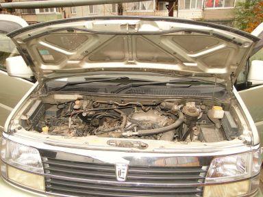 Nissan Elgrand 1999 отзыв автора | Дата публикации 04.11.2012.