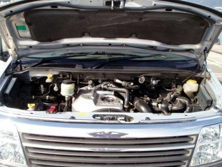Nissan Elgrand 2001 - отзыв владельца