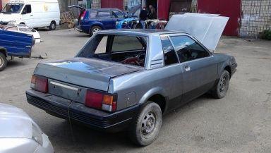 Nissan Exa, 1982