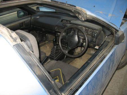 Nissan Exa 1987 - отзыв владельца