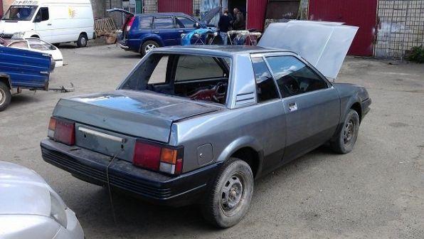 Nissan Exa 1982 - отзыв владельца