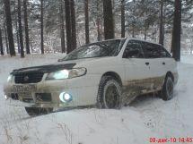 Nissan Expert, 1999