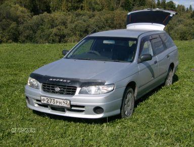 Nissan Expert, 2000