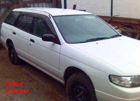 Nissan Expert 2000 - отзыв владельца