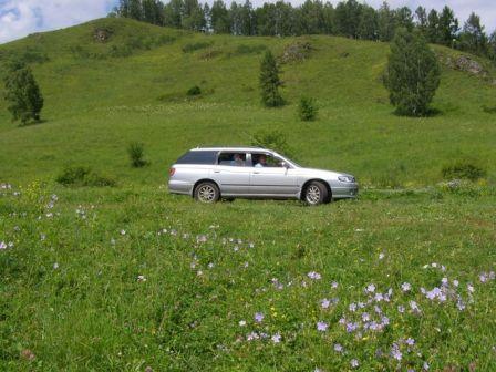 Nissan Expert 1999 - отзыв владельца