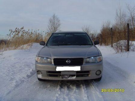 Nissan Expert 2005 - отзыв владельца