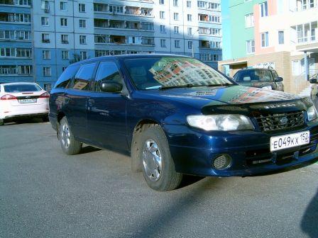 Nissan Expert 1998 - отзыв владельца