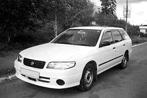 Nissan Expert  - отзыв владельца