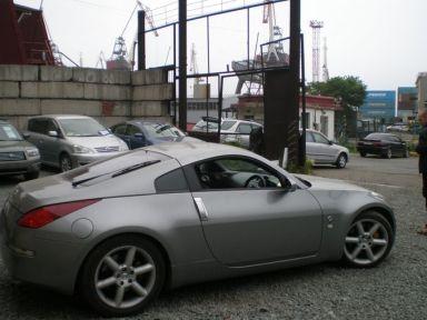 Nissan Fairlady Z отзыв автора | Дата публикации 13.08.2008.