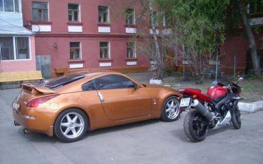 Nissan Fairlady Z, 2003