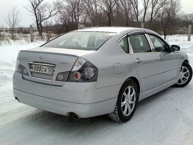 Nissan Fuga, 2005