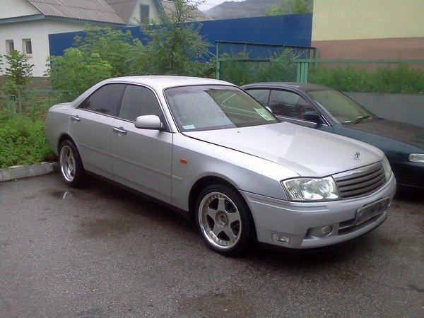 nissan gloria, 2000 3.0