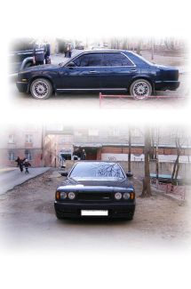 Nissan Gloria, 1994