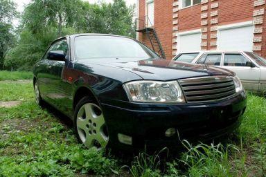Nissan Gloria 1999 отзыв автора | Дата публикации 21.11.2007.