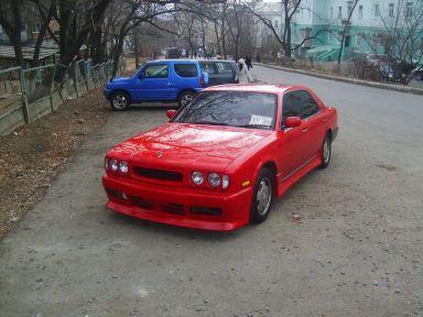 Nissan Gloria 1993 отзыв автора | Дата публикации 11.04.2012.